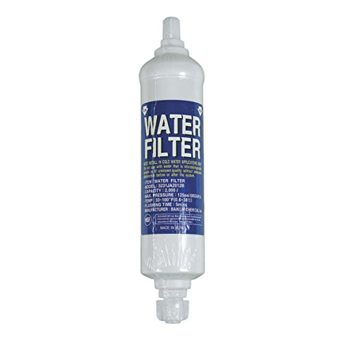 LG Electronics 5231JA2012B ORIGINAL Wasserfilter Filter Wasser Kühlschrankfilter Kartusche Patrone Side-By-Side Kühlschrank US-Kühlgerät auch Fagor Samsung LG 5231JA2003A 5231JA2012A BL-9808