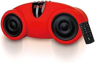 KJRJLY Remote Control Duct Bluetooth Speaker Card Bluetooth Speaker Outdoor Bluetooth Speaker Portable Bluetooth Speaker