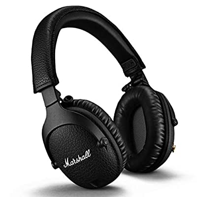 Marshall Monitor II A.N.C. Headphone - Black from Zound Industries