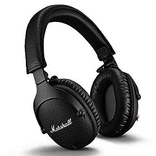 Marshall Monitor II Active Noise Canceling Over-Ear Bluetooth Headphone, Black (B084R2WVLX) | Amazon price tracker / tracking, Amazon price history charts, Amazon price watches, Amazon price drop alerts