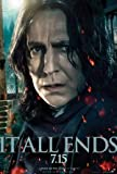 Harry Potter and The Deathly Hallows Part 2 – Movie Wall
