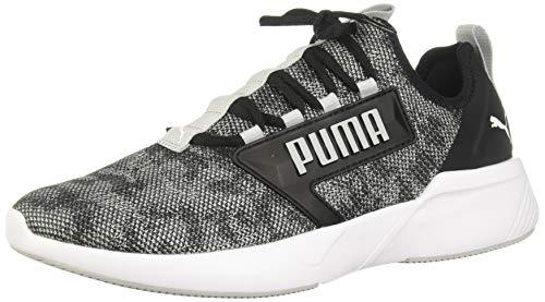 Puma Retaliate Camo para hombre, Negro (Puma negro/tiro alto/Puma blanco), 44 EU