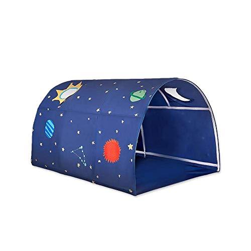 HNLSKJ Niños Play Tent, Kids Teepee Play Tent, Kids Play Casa Tienda Tienda Portátil Tienda de Juguete for niños Niñas Interior ggsm