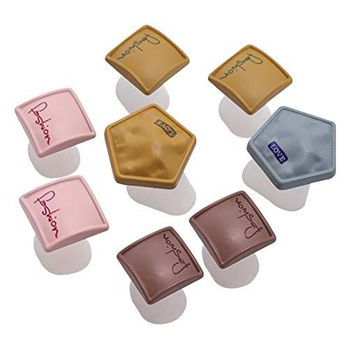 Gelentea Zehentrenner Pediküre Werkzeug Zehentrenner Silikon Zehentrenner Zehentrenner Teiler Nail Art DIY Werkzeuge wiederverwendbar a