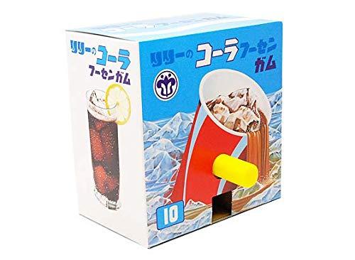10円 リリー フーセンコーラガム150付 [1箱 150個入]