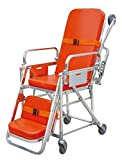 MS3C-1000, EMS Lightweight Ambulance Stretcher/Chair for Patient Transfer, Weight Capacity 350 lbs.