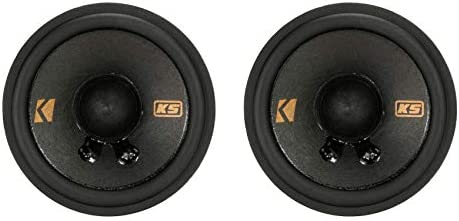 KICKER 47KSC2704 KSC Series Midrange 2 3 4 Inch 15 to 50 Watts RMS Power Factory Replacement product image