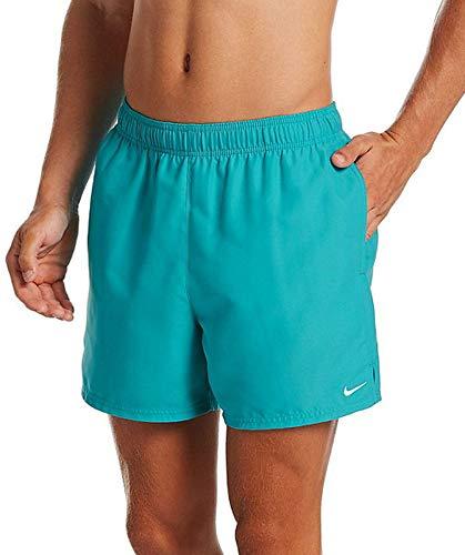 Nike 5 Volley Short, Costume da Bagno Uomo, Verde Acqua (Oracle Aqua), XL