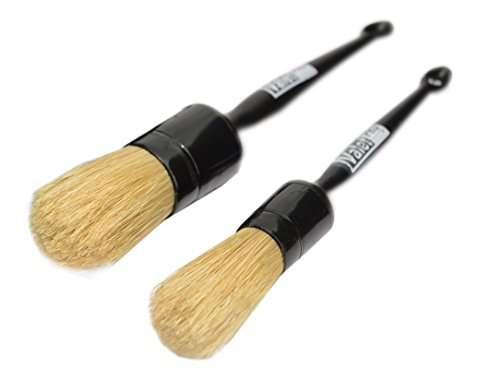 Valet Pro Wheel Brush & Dash Brush Kit