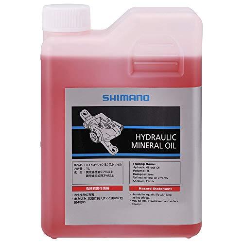 CYCLING_EQUIPMENT Aceite Mineral Hidráulico 1 Litro, Adultos Unisex, Multicolor (Multicolor), Talla Única
