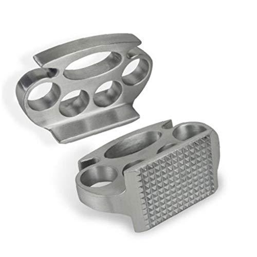 ZYCX123 Herramienta Mallet Deber ablandador de Carne de aleación de Aluminio Pesado de la Carne de Filete de Pollo Beefs Cerdo Cocina Gadget Herramientas 1pc Productos para el Hogar