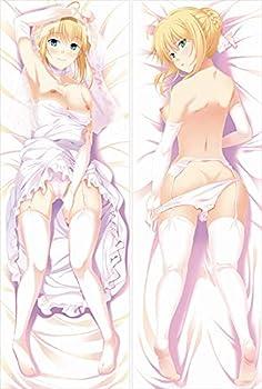 Fate Stay Night - Saber Anime Dakimakura Pillow Cover 4