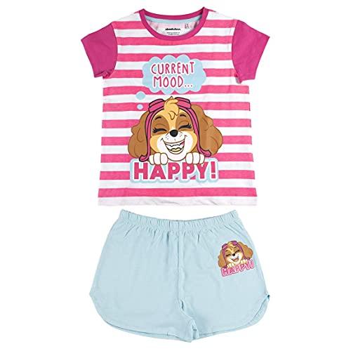 CERDÁ LIFE'S LITTLE MOMENTS Niña Pijama Paw Patrol Niño-Licencia Oficial Nickelodeon, Rosa, 3 años para Niños