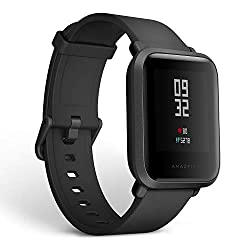 top 10 lg smart watch Amazfit Bip Fitness Smartwatch, all-day heart rate and activity monitoring, sleep monitoring, …