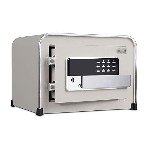Caja fuerte antirrobo, caja fuerte de seguridad, caja fuerte de gabinete, caja fuerte de acero de seguridad Caja fuerte duradera, práctica, fuerte, de alta seguridad, caja fuerte con llave, caja fuert