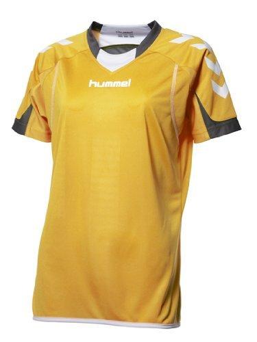 hummel - Handball-Spieltrikots für Damen in gelb, Größe M