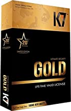 K7 Gold Lifetime Ransomware & Internet Security - 1 PC (DVD)