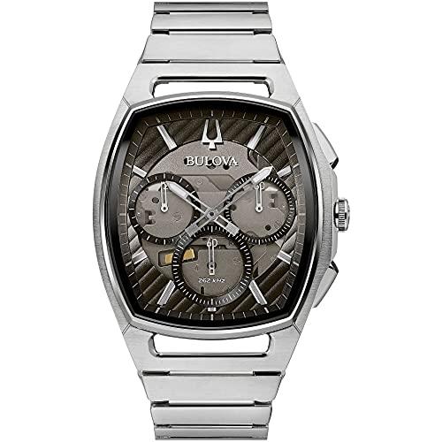 orologio cronografo uomo Bulova Curv casual cod. 96A257