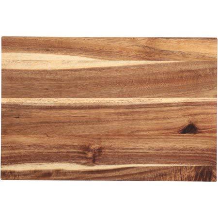 The Pioneer Woman Cowboy Rustic Acacia Wood Cutting Board, Brown