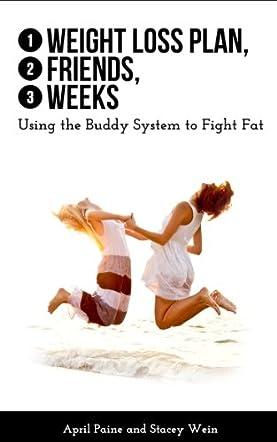 1 Weight Loss Plan, 2 Friends, 3 Weeks