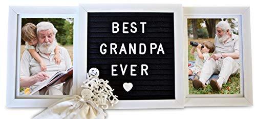 Best Grandparent Ever Frame