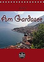 Am Gardasee (Tischkalender 2022 DIN A5 hoch): Impressionen vom Gardasee (Planer, 14 Seiten )