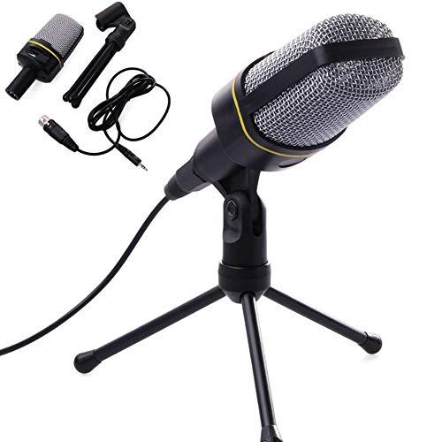 BLKykll studiokwaliteit USB-condensatormicrofoon met karaoke computer opname song familie K song gedidimde condensatormicrofoon chat-microfoon