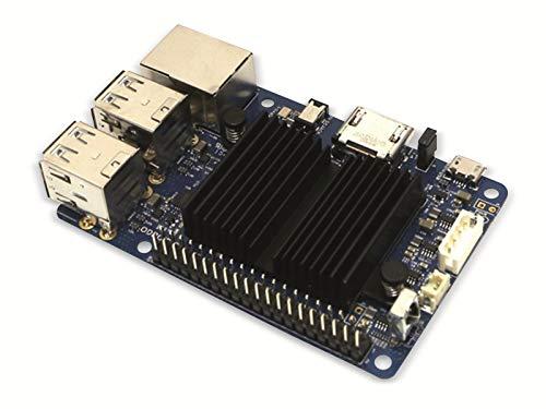 ODROID-C1+ Einplatinen-Computer, 1,5 GHz QuadCore, 4x USB, 1 GB Einplatinencomputer,Hardkernel, Mini Server, Mini PC, Server, Einplatinen Board, Selbstbau PC