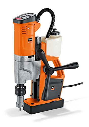 Great Price! Jancy Slugger JMU 137-2 QW Magnetic Base Drill, 1-3/8 Capacity, 15.75 Height, 1100W, ...