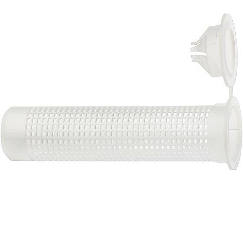 Apolo Mea 91260Sh - Tamiz de Plástico Sh para Taco Químico Resifix, Diámetro 12-60, 24 Unidades