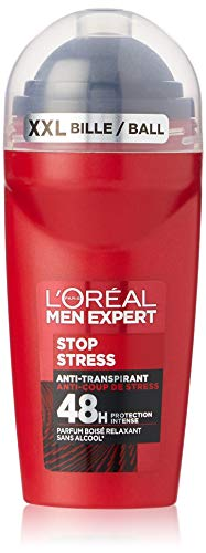 L 'Oréal Men Expert Stop Stress anti-transpirant 48h redonda 50 ml
