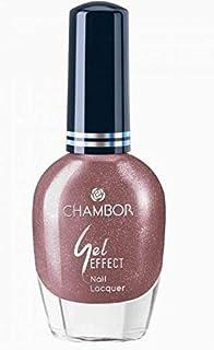 Chambor Gel Effect Nail Lacquer, No.604, 10 ml