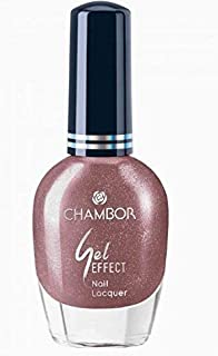 Chambor Gel Effect Nail Lacquer, No.604, 10 ml