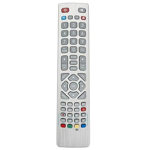 VINABTY SHWRMC0102 SHW/RMC/0102 Fernbedienung für Sharp Aquos LCD Smart TVs LC-43CFE6351K LC-40CFE6351K LC-49CFE6351K LC-55CFE6352K LC-32CFE6131K LC-49CFE6032K
