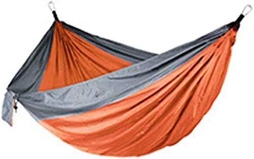 YSCYLY Hamac D'ExtéRieur, Fauteuil Suspendu,Lit de Couchage Double en Nylon 270 * 140cm,Portable Haute RéSistance Parachute Hamac