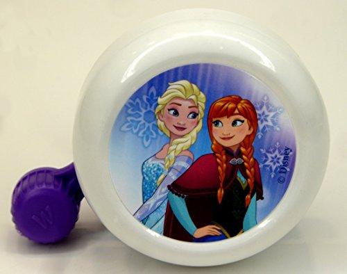 Disney Frozen Klingel Fahrradklingel (Weiss)