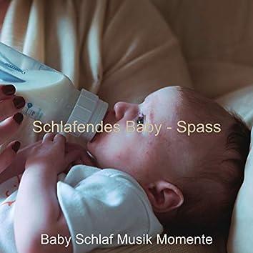Schlafendes Baby - Spass