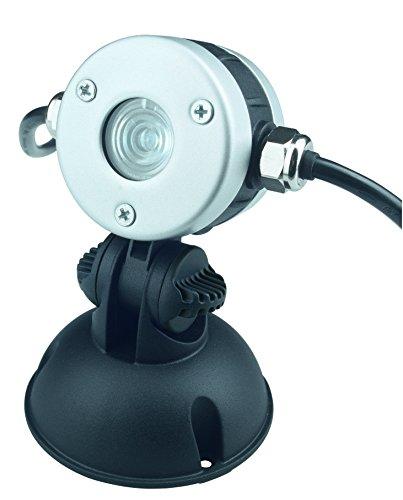 OASE 50513 LunAqua Mini LED warm | Unterwasserstrahler | Gartenbeleuchtung | LED-Scheinwerfer | Teichbeleuchtung