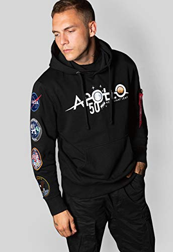 Apollo 50 Patch Hoody