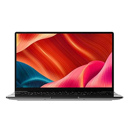ALLDOCUBE Laptop Computer 14-inch PC, Intel JasperLake N5100, Quad Core, 12GB RAM, 256GB SSD, FHD IPS Display, 10000mah, WiFi 6, Bluetooth 5.1, Type C, Backlit Keyboard, Windows 10 Home, Space Gray