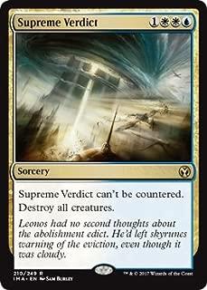 supreme verdict foil