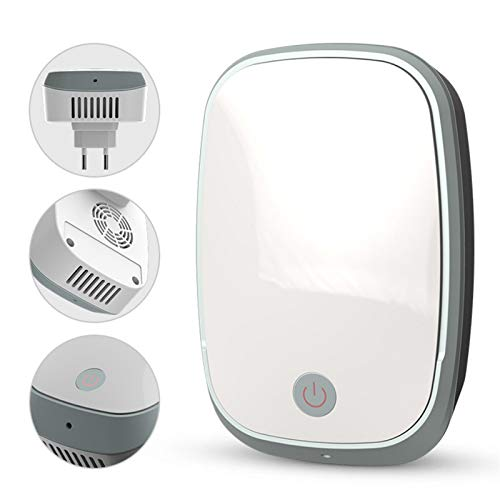 Best Bargain Meide Portable Air Purifier Odor Removal Air Cleaner Dust Purification Air Freshener