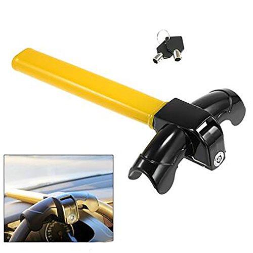 Steering Wheel Lock Universal-T-Typ Mechanische Diebstahlsicherung Lenkradschloss Mechanische Diebstahlsicherungen Für Autos Sicherheit Schwere Lock System