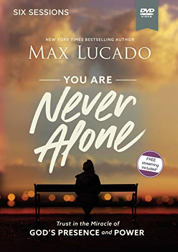You Are Never Alone: Trust in the Miracle of God's Presence and Power [DVD]の詳細を見る