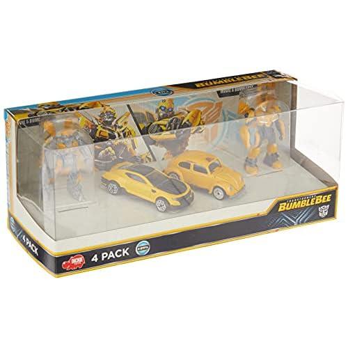 Simba - Transformers Gift Pack Bumblebee 1:64 Automobili multigioco + 3, 203113020