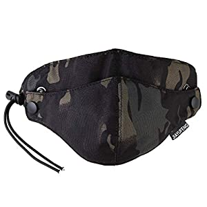 Cordura Military Half Face Mask