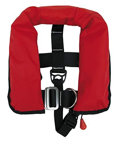 Marinepool Selbstaufblasbare Rettungsweste 150 Newton (Kinder von 15 bis 40 kg).