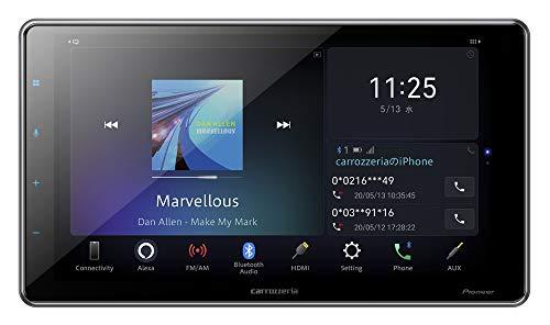 パイオニア カーオーディオ カロッツェリア DMH-SF700 9型 フローティング Amazon Alexa搭載 AppleCarPlay ...