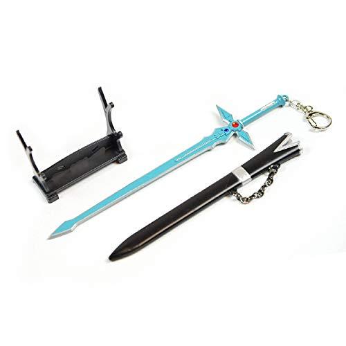 Kirito Sword-Art Online - Abrecartas con forma de espada Dark Repulser con...