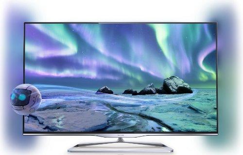 Philips 50PFL5008K/12 127 cm (50 Zoll) Fernseher (Full HD, Triple Tuner, 3D, Smart TV)